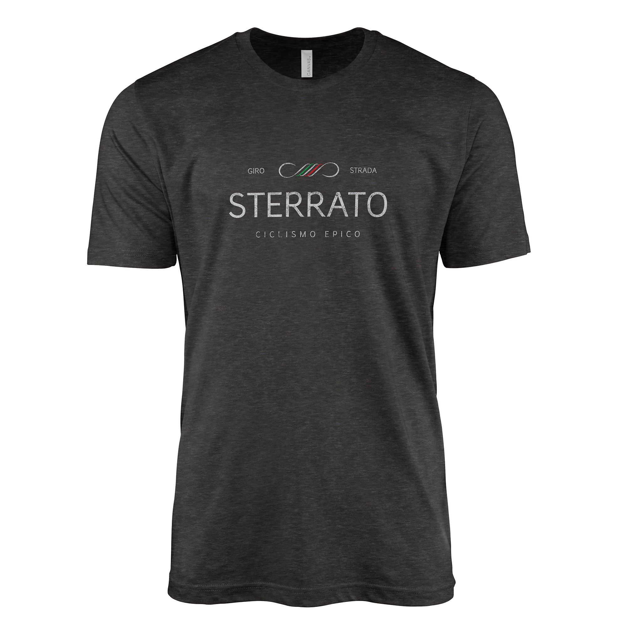 Camiseta Unisex STERRATO - Dark Grey