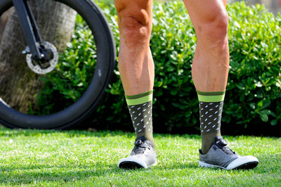 calcetines_divertidos_originales_verano Nortei_Dotty_Dots_Verde_6
