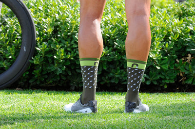 calcetines_divertidos_originales_verano Nortei_Dotty_Dots_Verde_7