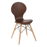 Chesham Side Chair with Natural Beech Leg