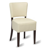 Gants Wood Frame Side Chair