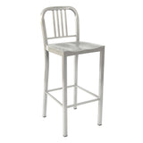 Tooting Grey Bar Stool