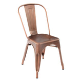 Greenford Vintage Copper Side Chair