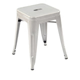 Greenford Grey Low Stool