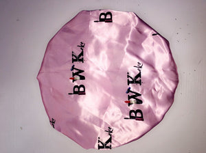 BWK Reversible Satin Hair Bonnet