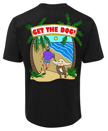 Get the Dog VOLUME 2 Black