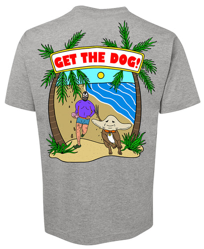 Get the Dog VOLUME 2 Grey
