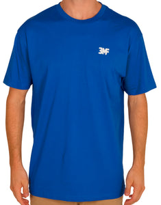 Dog Catcher  - T Shirt Blue