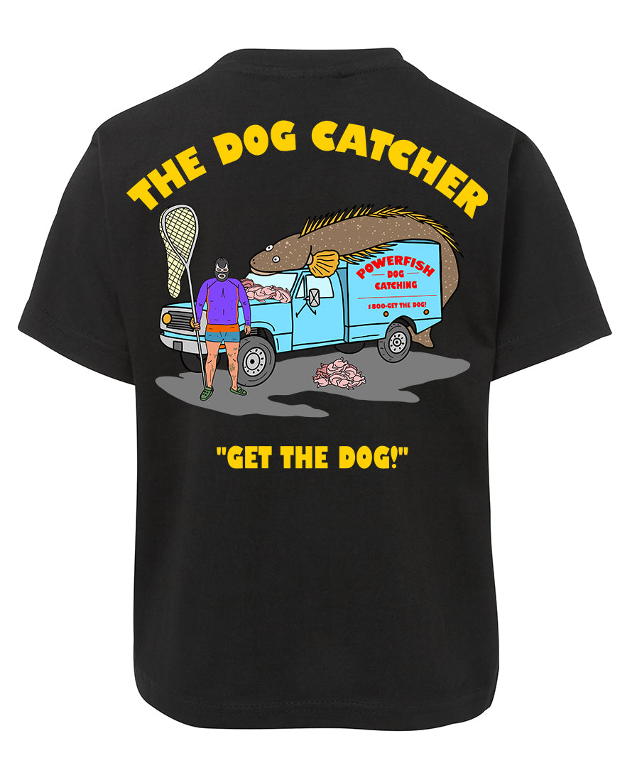 Kids Dog Catcher Shirt