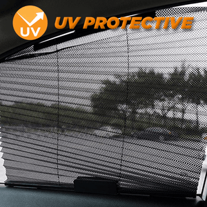 Auto Retractable Car Window Curtain                   (Buy 1 Get 1 Free)