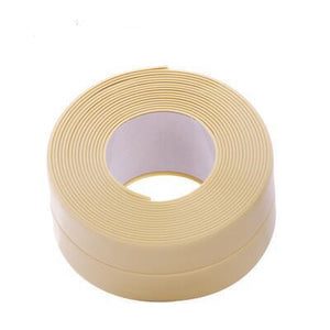 Professional Self-Adhesive Mildewproof Caulk Strip - 10.5ft