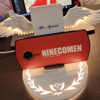 2019-Limited Edition Angel Wings Wireless Charger-Free Shipping