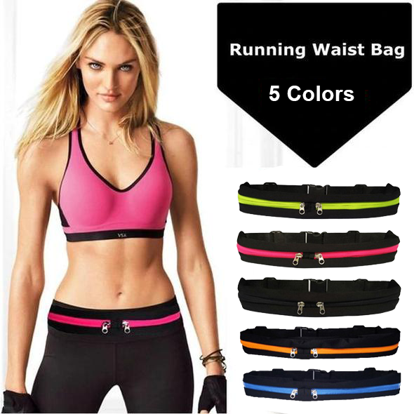 2019-DUAL POCKET RUNNING BELT-Buy 2 Free Shipping