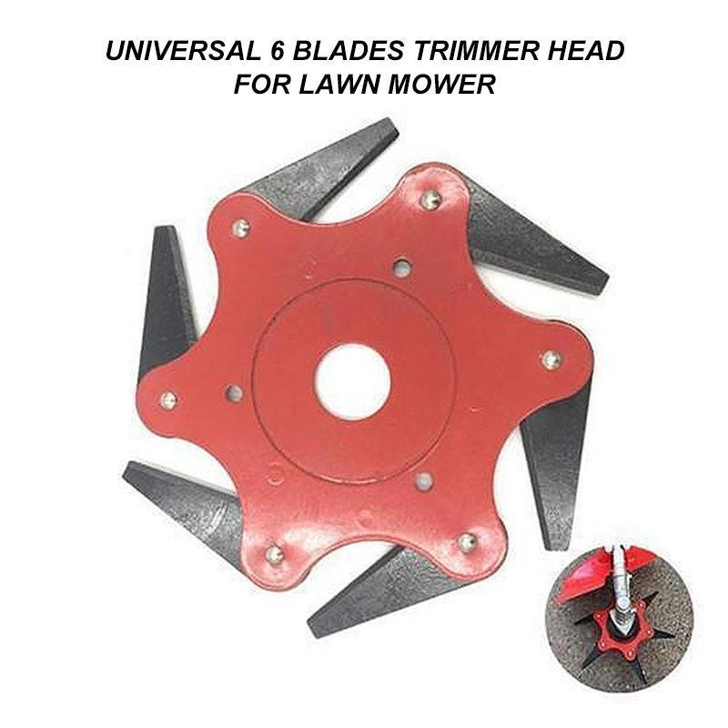 Steel Trimmer Head(Buy 2 Free Shipping!)