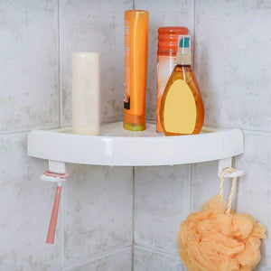 Max Suction Corner Shelf (Buy 2 Free Shipping)