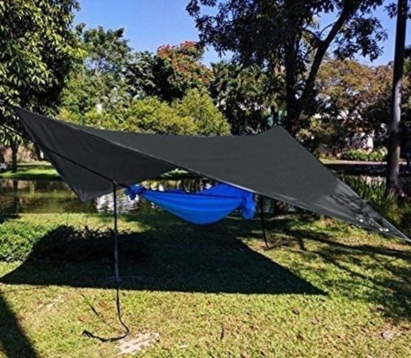 Multi-purpose Tent & Picnic Mat - Awning Sun Rain Shelter for Beach Camping Picnic