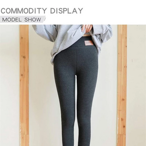 Winter tight warm thick cashmere pants-Buy 2 Freeshipping