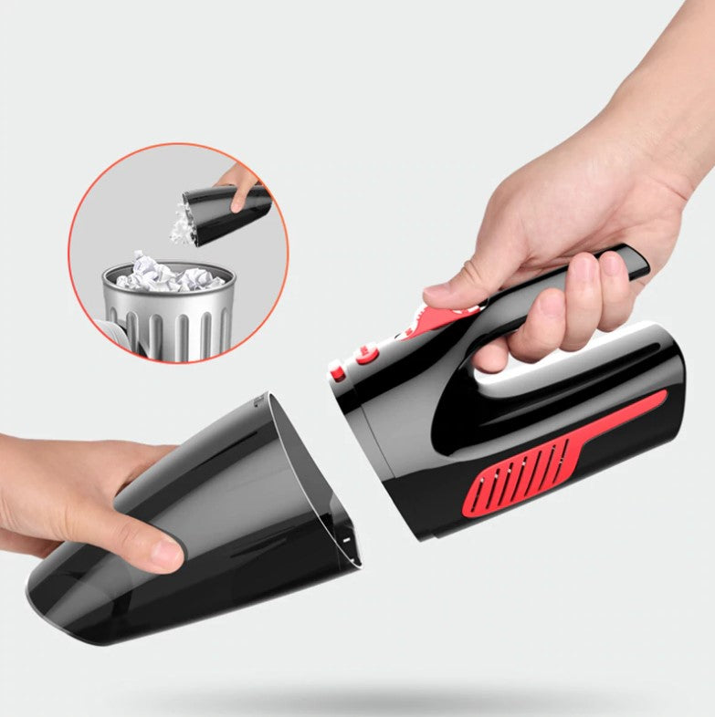 Portable Car Wireless Vacuum Cleaner Rechargeable-Free Shipping