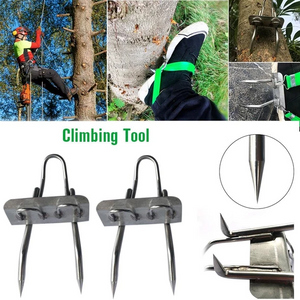 Stainless Steel Cat Claw Anti-slip Strengthen Iron Shoes