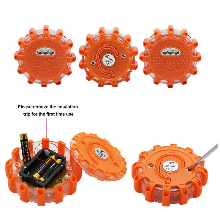 ROADSIDE SAFETY DISCS-Buy 3 Free Shipping