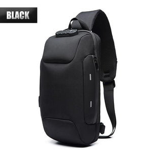 Anti-theft Backpack With 3-Digit Lock.(Free Shipping)