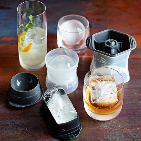 Ice Molds With Tight Silicone Seal - Buy 5 Free Shipping
