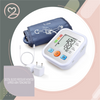 Digital Blood Pressure Monitor Upper Arm Tonometer