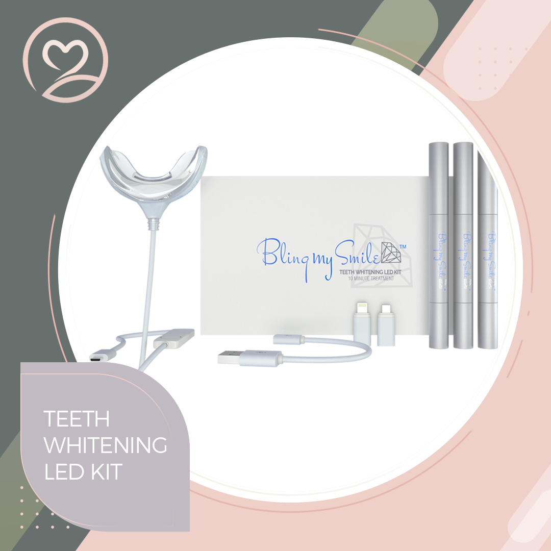 Advanced Teeth Whitening Led Kit
