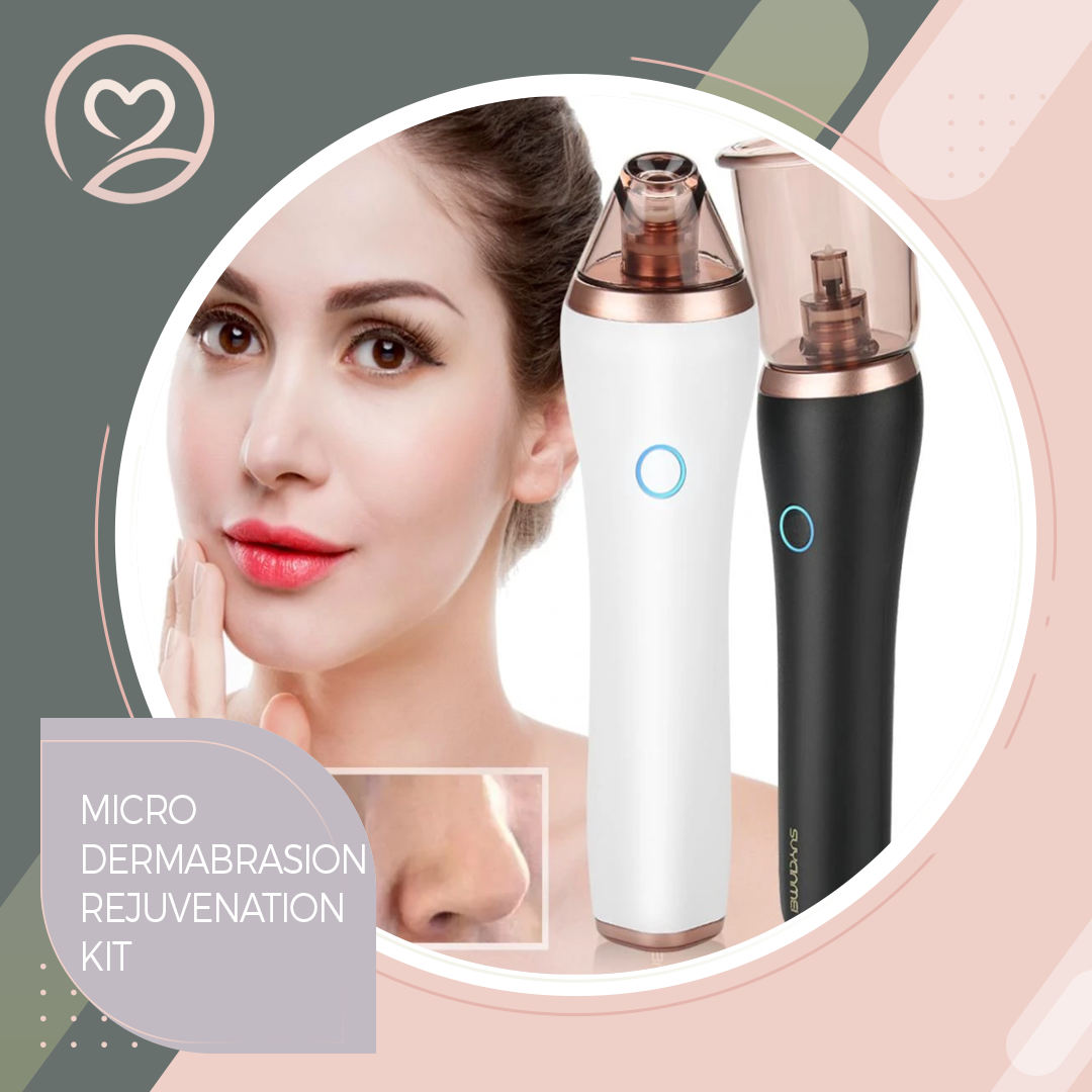Microdermabrasion Rejuvenation Kit