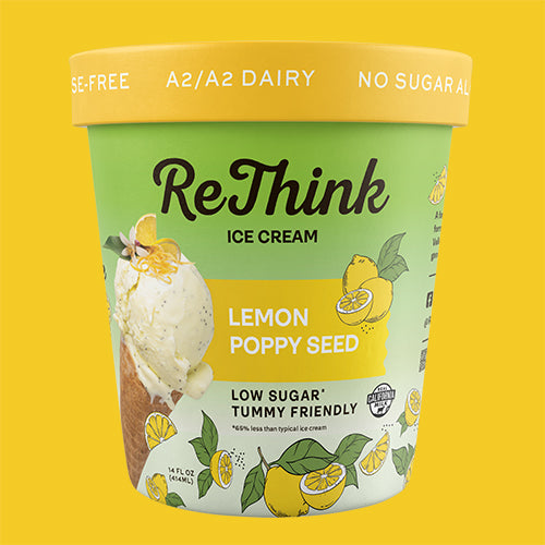 DID YOU KNOW ReThink ICE CREAM IS DIABETIC-FRIENDLY?