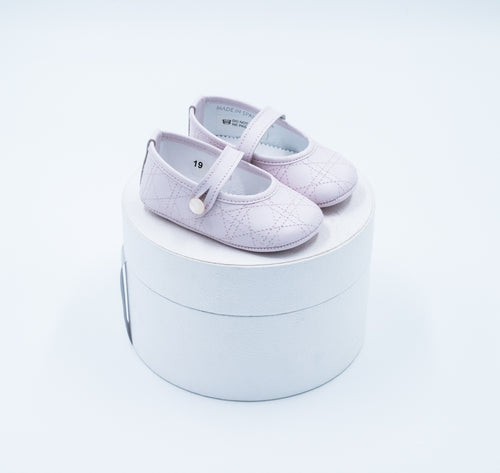 Baby Dior - Chaussons