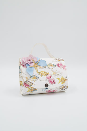 Monnalisa –Bag with Sea Theme