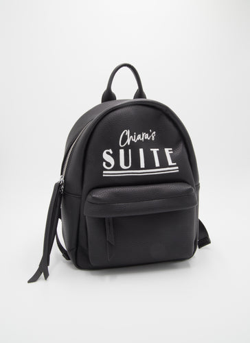 Chiara Ferragni – BackPack Black