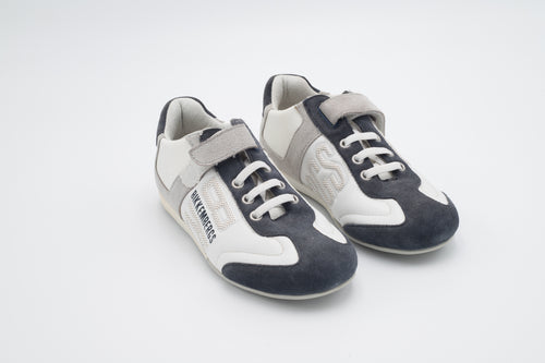 Bikkembergs -  White low soccer shoes