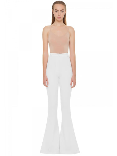 Hebe Bianca pants in white