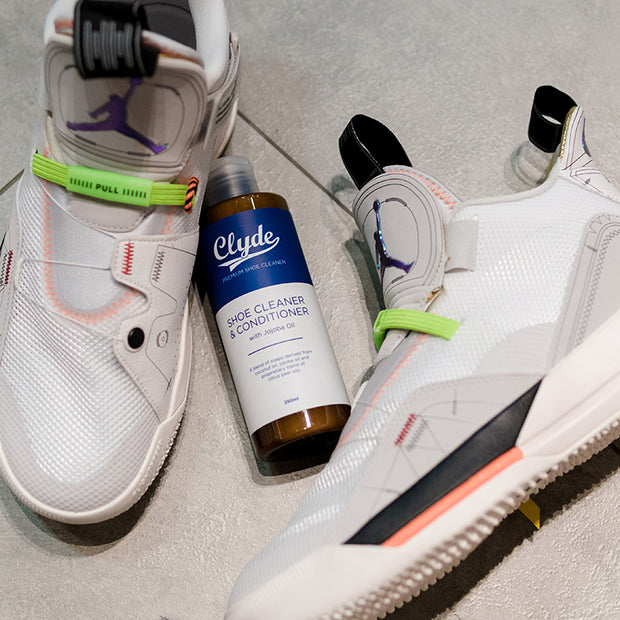 Clyde Premium Shoe Cleaner and Conditioner