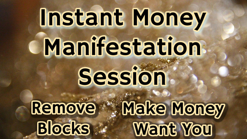 Manifest Anything Using This [Energy Healing Session MP3 Download]