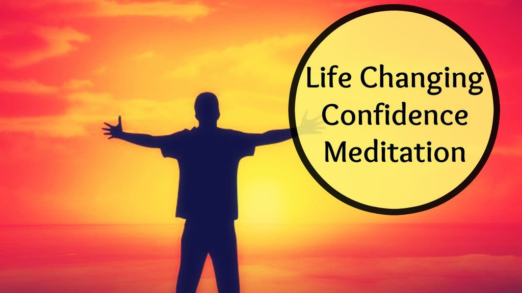 Life Changing 10-Minute Confidence Meditation (w/ Binaural Beats for Brain Entrainment)