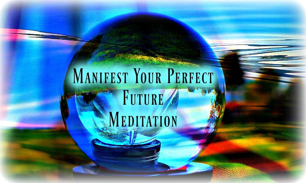 Four Manifestation Meditations That Work! + Manifesting Guide Worksheet: Discounted Price & Over 80-minutes of Listening!
