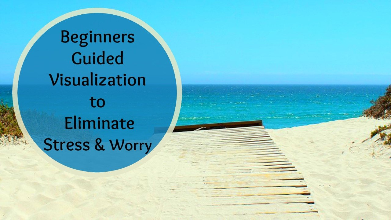 10-Minute Guided Meditation to Eliminate Stress & Worry (Great for Beginners!)