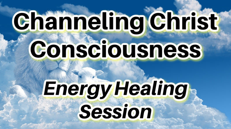 Christ Consciousness Energy Transmission [Energy Healing Session MP3 Download]