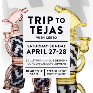 """Trip To Tejas"" with Certo"