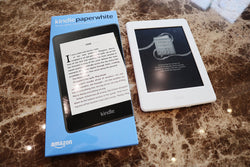 Mini Review : Kindle Paperwhite 2018