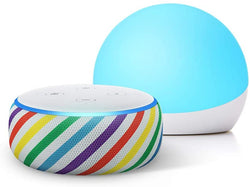 Echo Dot Kids Edition - With Echo Glow
