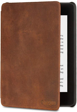 Kindle Paperwhite Premium Leather Cover - Rustic
