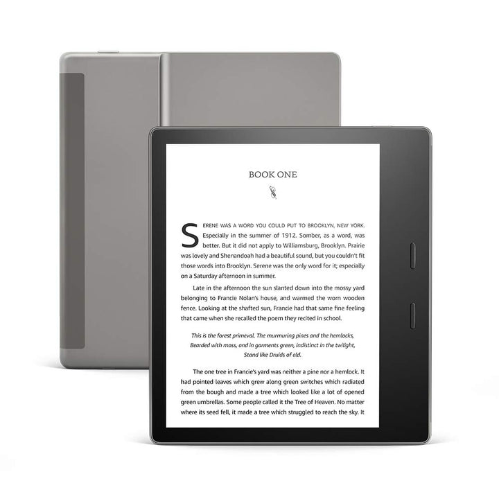 All-new Kindle Oasis 2019 (International Version)