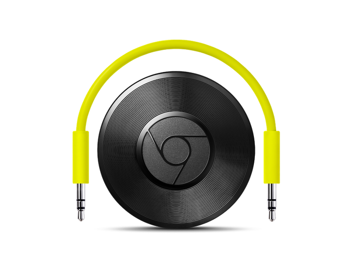 Google Chromecast Audio (Refurbished) NZ Adapter