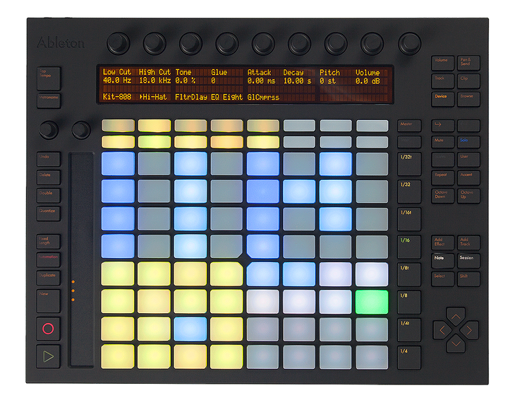 Ableton Push 2 (Includes Live 10 Suit)