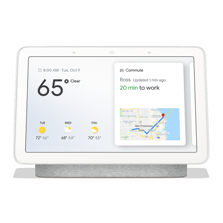 Google Nest Hub (Dented Box)