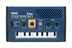 KORG monotron DUO - Analoque Ribbon Synthesizer